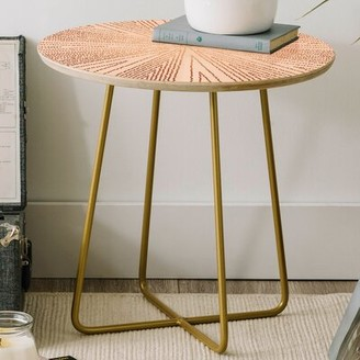 East Urban Home End Table Shopstyle