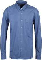 Boss Reid_p Slim Fit Denim Wash Shirt