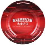 Element Round Metal Ashtray - Magnetic 5.5""
