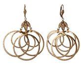 Orb Crossway Earrings