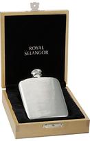Royal Selangor Hip Flask, Pewter