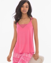 Soma Intimates Pajama Cami With Lace