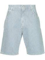 Cerruti striped style shorts