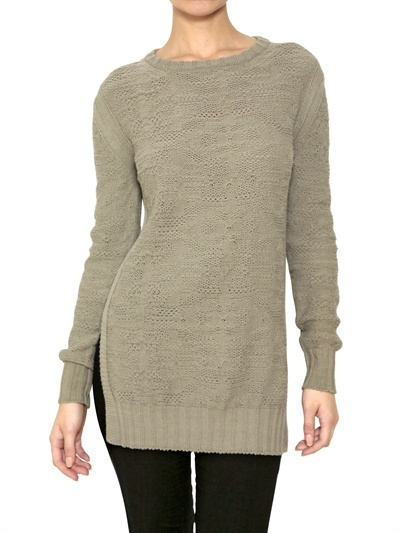 Damir Doma Long Cotton Sweater