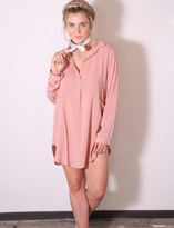 Tysa Tahoe Tunic In Nude