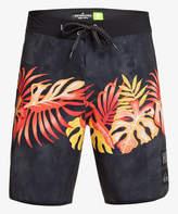 Quiksilver Men's Board Shorts BLACK - Black High Country Board Shorts - Men