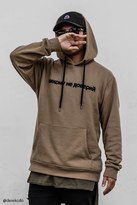 Forever 21 FOREVER 21+ Trust Nobody Graphic Hoodie