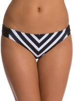 Nautica Women's Broadside Tab Side Bikini Bottom 8116941