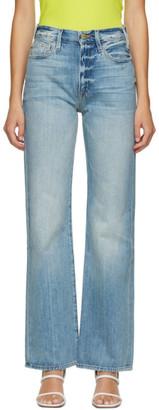 Frame Blue Pixie Jane Jeans
