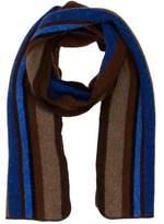 Cacharel Boys' Wool Striped Scarf