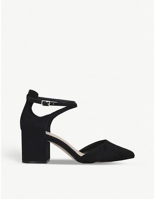 Aldo Brookshear faux-suede sandals