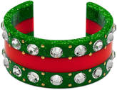 Gucci Bracelet-manchette bande Web