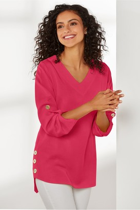 Fairmont Tencel Tunic