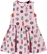 Juicy Couture Pink Juicy Treats Neoprene Party Dress
