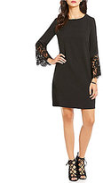 Daniel Cremieux Aria Lace Bell Sleeve Dress