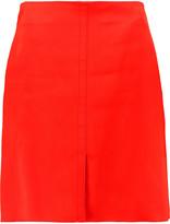 Nina Ricci Crepe mini skirt