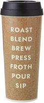Kate Spade Thermal Mug, Roast and Blend