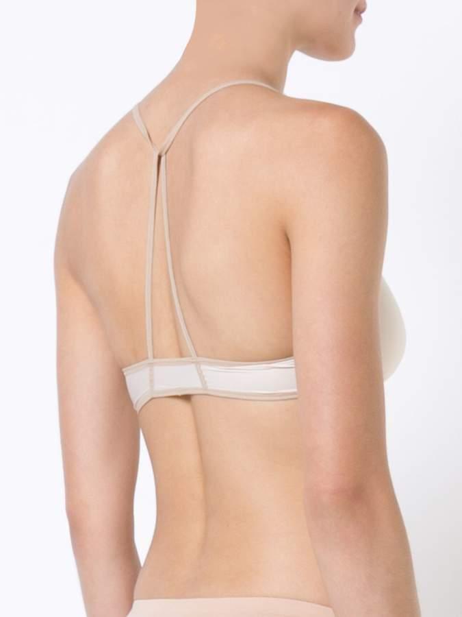 Ann Demeulemeester cross-back bra