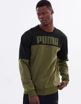 Puma Rebel Block Crew