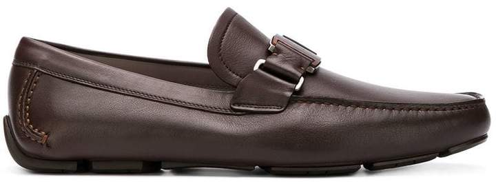 Salvatore Ferragamo Vara buckle loafers