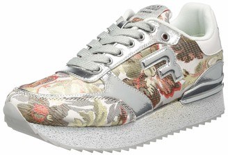 Replay Women's Penny-Redbank Low-Top Sneakers