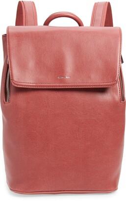 Matt & Nat 'Fabi' Faux Leather Laptop Backpack