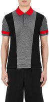 Givenchy Men's Colorblocked Cotton Polo Shirt
