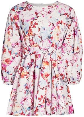 Andamane Doina Long-Sleeve Dress
