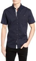 7 Diamonds Men's Night Vision Woven Shirt