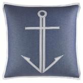 Nautica Anchor Pillow