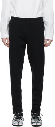 Balenciaga Black Suit Slim Lounge Pants