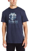 Element Men's Vertical Fragment Short Sleeve T-Shirt
