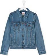 Levi's Kids TEEN classic denim jacket