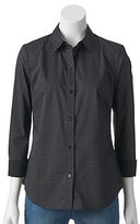 Apt. 9 Women's Structured Shirt
