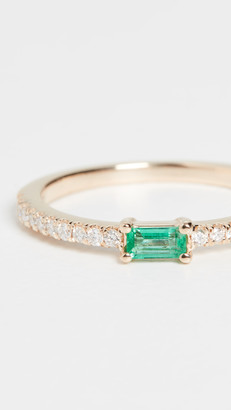 My Story 14k The Julia Birthstone Ring - May