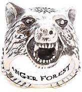 Gucci Anger Forest Silver Ring