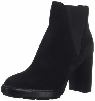 Aquatalia Women's Ivana Suede/Elastic Ankle Boot