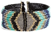 Sole Society Women's Beaded Cuff