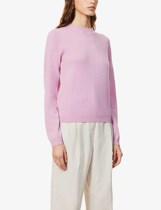 Peoples Republic of Cashmere Round-neck cashmere jumper