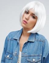 Asos Fancy Dress White Faux Hair Wig