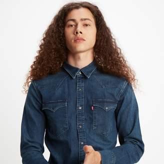 Levi's Barstow Slim Denim Shirt