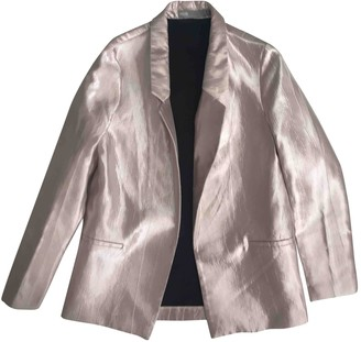 ASOS Metallic Jacket for Women