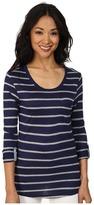 U.S. Polo Assn. Striped Long Sleeve Pocket T-Shirt