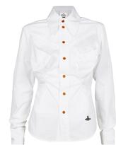 Vivienne Westwood Fire Shirt White Size 38