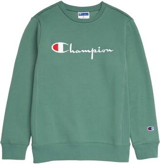 Champion Heritage Embroidered Premium Fleece Sweatshirt