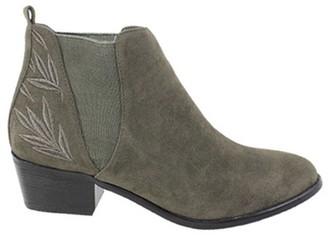 Yoki Women's Catalina-78 Ankle Boot