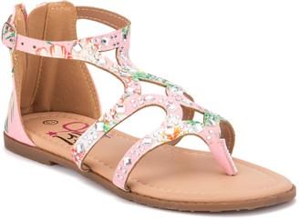 OLIVIA MILLER Color 2 Girls' Sandals