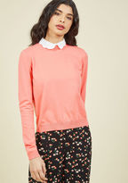 ModCloth Prep in Your Step Sweater in S