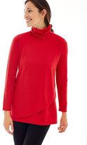 J. Jill Pure Jill Luxe Tencel® Layered Tunic