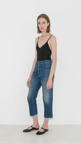 6397 Shorty Cropped Jean